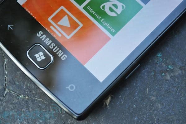 Samsung Focus Flash review