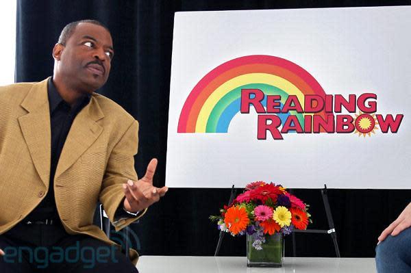 Re-Reading Rainbow: an interview with LeVar Burton
