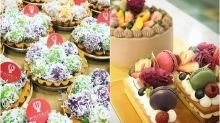 This bakery shows its love for local flavors with tarts like kaya ondeh and bandung raspberry