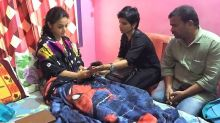 Telangana Caste Murder: Gowsalya, A Survivor from TN Meets Amrutha