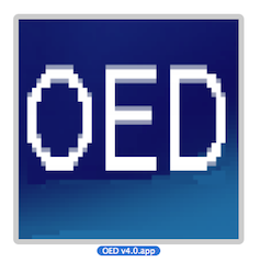 Oxford English Dictionary is the very definition of an ugly Mac port