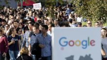 Worldwide Google walkout over sexual harassment, racism and pay inequality