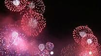Raw: Fireworks Light Up Sky in DC and New York