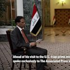 Iraqi PM says country no longer needs US combat troops