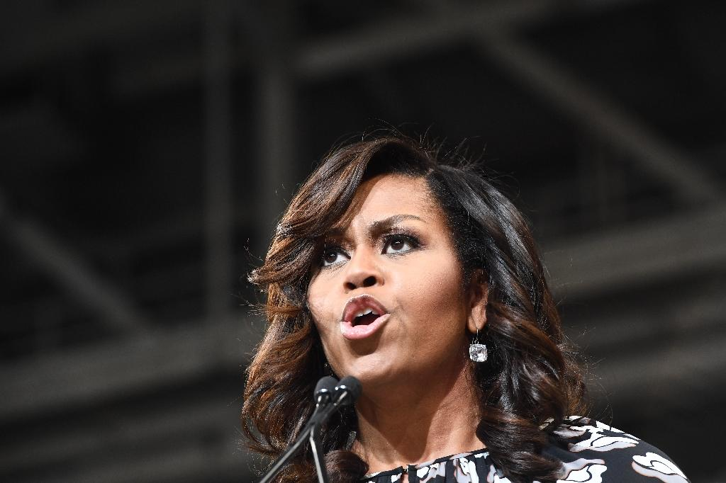 Michelle Obama emerged as a hugely popular surrogate for Democratic presidential nominee Hillary Clinton on the campaign trail