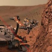 Mars Curiosity Rover Can Now Decide Where to Fire its Laser