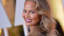 See exactly what goes into Chrissy Teigen's red-carpet transformation