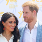 """Prince Harry Says His and Meghan Markle's """"Life's Work"""" Will Be in Africa"""