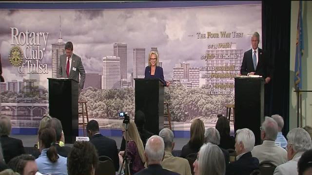 Tulsa mayor's race enters home stretch