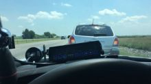 The surprising reason this officer pulled a woman over