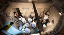 Vatican opens ossuaries in search for missing bodies