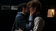 Jamie and Claire's steamy reunion has 'Outlander' fans all worked up