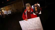 Dad Who Protested Roy Moore Says Lesbian Daughter 'Would Have Appreciated' It