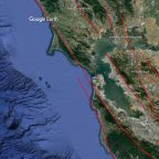 MAP: Significant San Francisco Bay Area fault lines and strong earthquakes