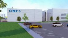 State approves $500 million grant to Cree for upstate factory