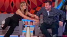 Jack Black almost causes 'fatal accident' for Jennifer Aniston on 'The Gong Show'