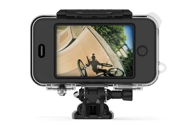 Mophie OutRide action-cam case for iPhone now available: 170 degrees of Xmas footage for $150