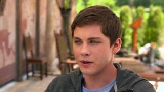 Percy Jackson: Sea Of Monsters: Logan Lerman On Percy Discovering His Brother