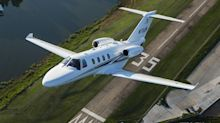 Analyst says a recession could cut business jet deliveries by up to 20 percent