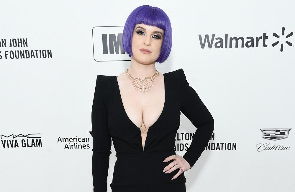 Kelly Osbourne is surprised that she's still alive [Video] Kelly Osbourne 2020 Pic