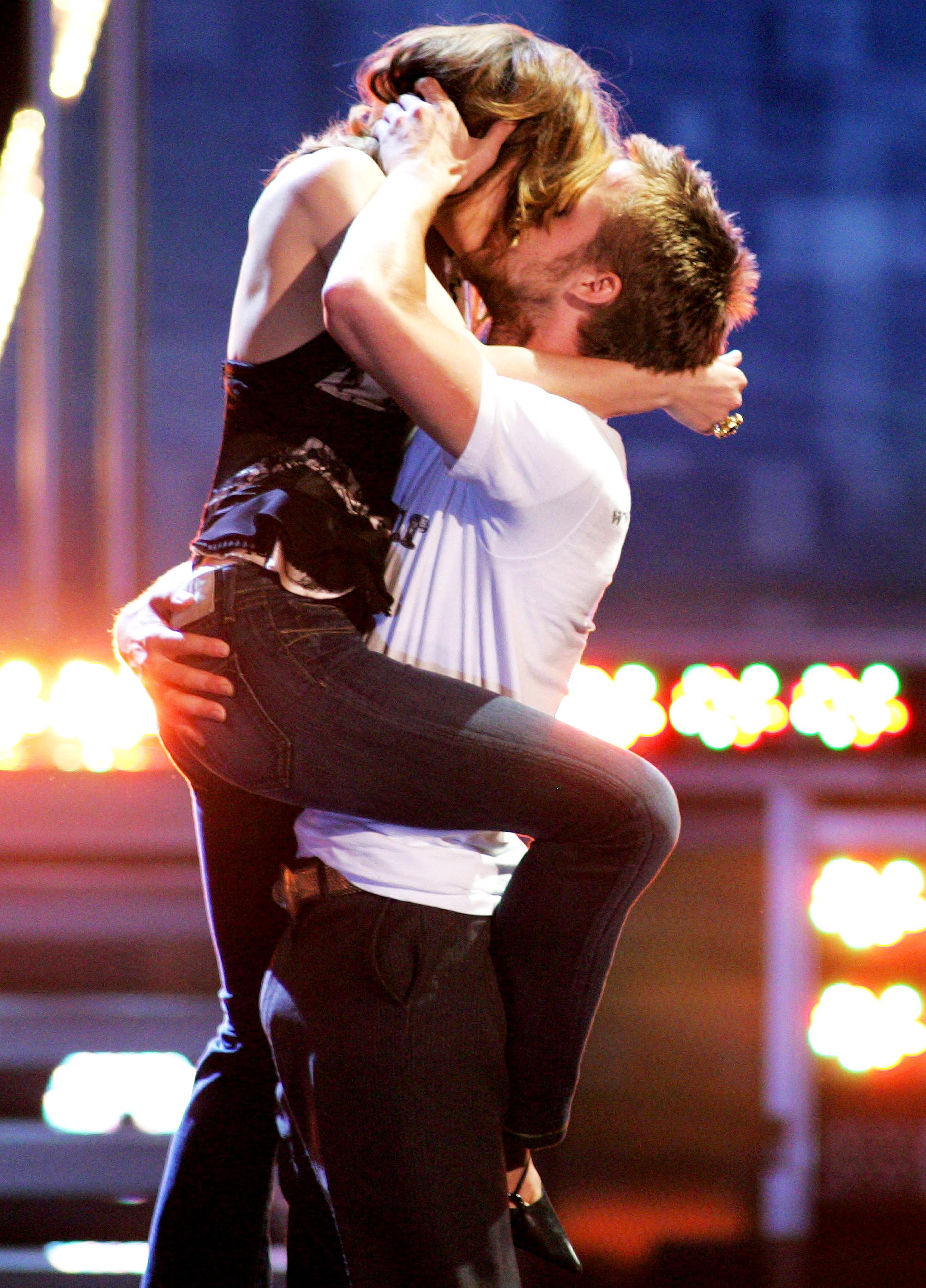 для самые известные поцелуи фото оригинального
