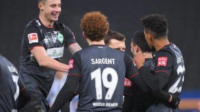 Foot - ALL - Le Werder Brême punit le Hertha Berlin en Bundesliga