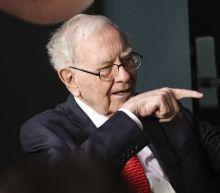 Warren Buffett buys JPMorgan shares as he ramps up bets on the financials