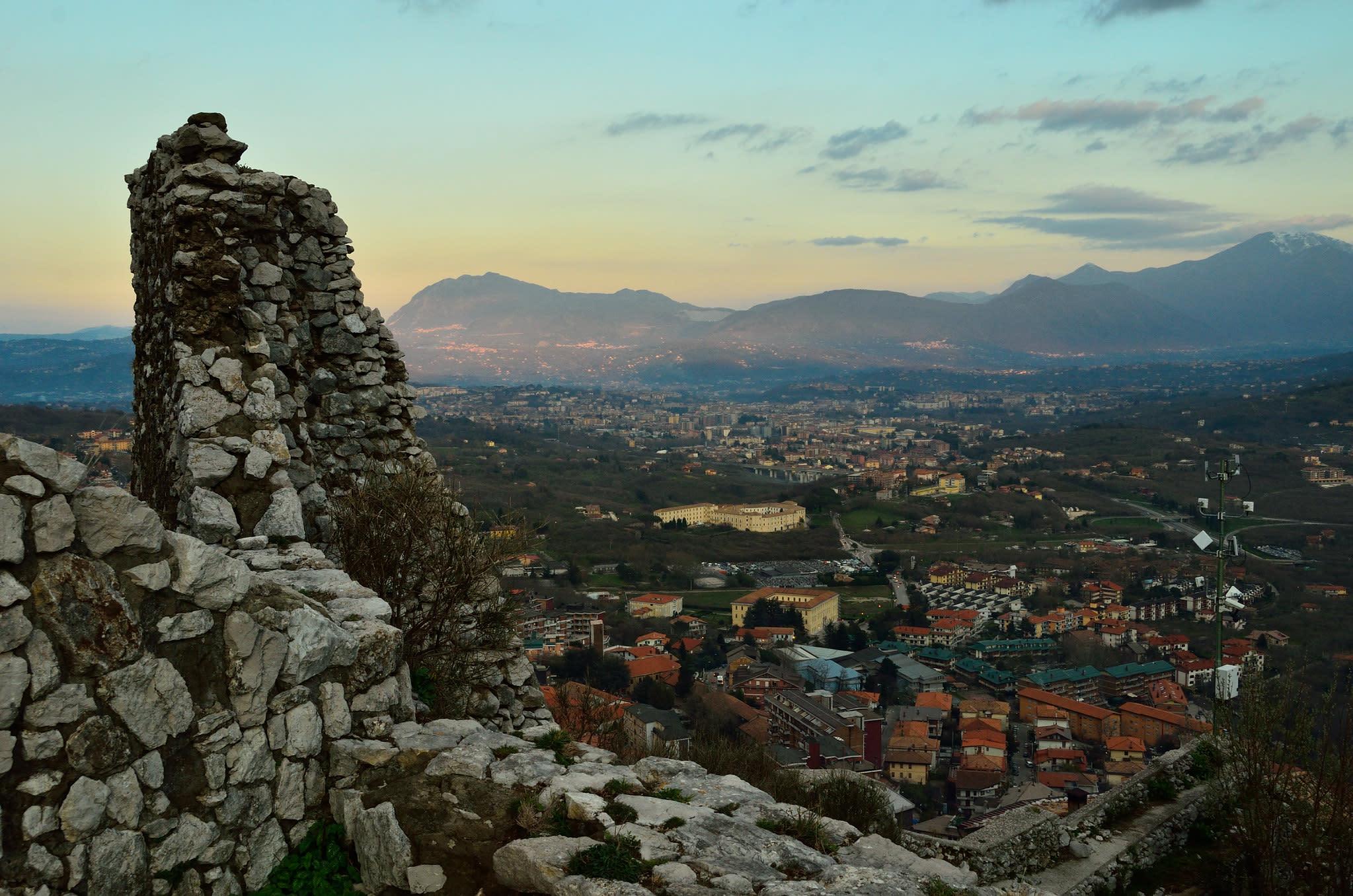 Offerte cenone di Capodanno con pernottamento in Campania ...