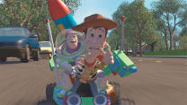 Real Life Toy Story Tale Goes Viral
