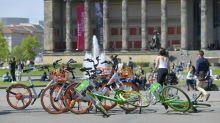 Berlin: Leihfahrräder sorgen für Ärger: Städte fordern klare Regeln