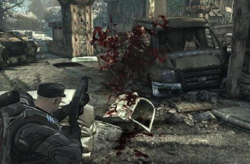 Epic: Gears of War 2 Title Update 6 is 'about a week' away