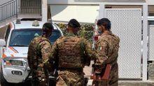 Scappati gli immigrati giunti da Agrigento: caccia in Umbria
