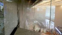 Probe into Jakarta stock exchange walkway collapse