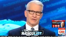 Exaggerator In Chief: Anderson Cooper Mocks Trump's Obsession With Crowd Size