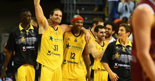 Basket - LDC - Tenerife remporte la première Ligue des champions