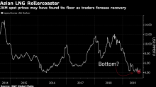 Traders Spot Opportunity With LNG Prices at Rock Bottom
