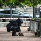Two men and woman held over 'paper bag bomb' in Lyon