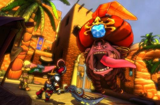 Dungeon Defenders free to play on Steam this weekend, 50% off until Monday