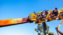 RailBlazer, the West Coast's Only Single Rail Steel Coaster, Debuts at California's Great America