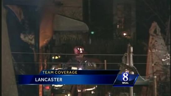 Officials discuss Madison Street fire