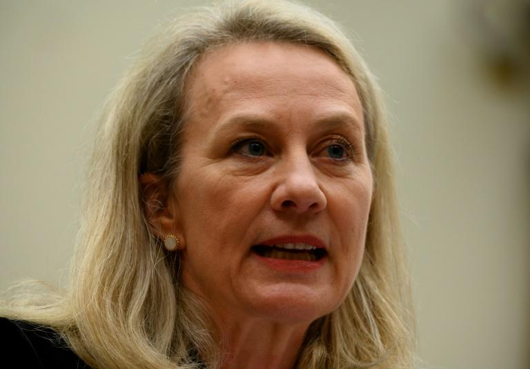 "Senior US diplomat Alice Wells said ""sexual violence and practices like bacha bazi have no place in any society"""