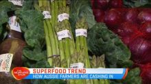 Farmers cashing in on the superfood trend