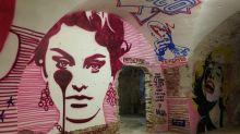 Alsace : un musée de street art dans une citadelle Vauban