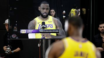 Silver: LeBron going West 'clearly' hurt ratings