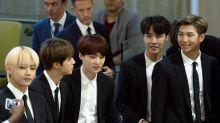 BTS make historic speech at United Nations