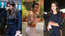 Celebrity Spotting: Disha Patani, Ananya Panday and others captured by shutterbugs