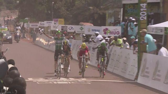 Sanchez wins opening stage of La Tropicale Amissa Bongo