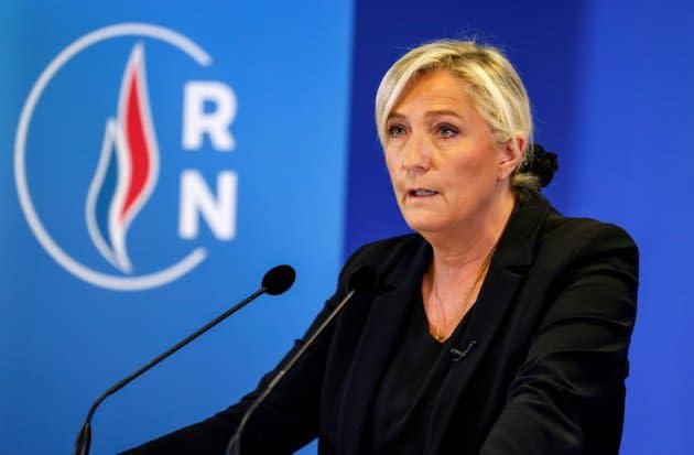 Le Rassemblement national va déménager son siège à Paris, d'où Marine Le Pen fera campagne