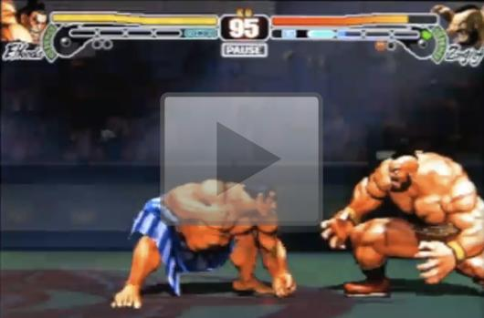 Street Fighter 4 iPhone adding another new challenger: E. Honda