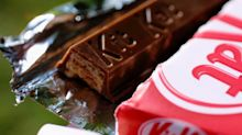 The shocking reason KitKat is changing its logo